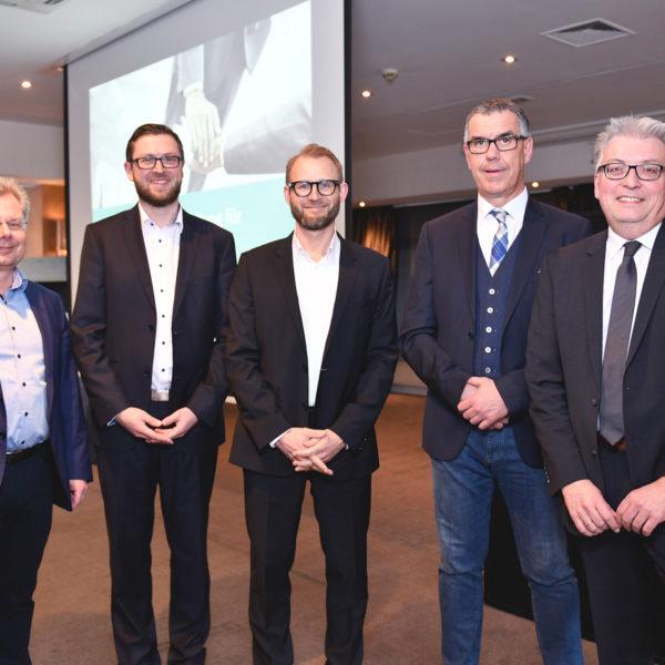 Blog Termine - Dirk Rinaß, Matthias Bauer, Michael Suckow, Tobias Teutemacher, Stefan Nothers
