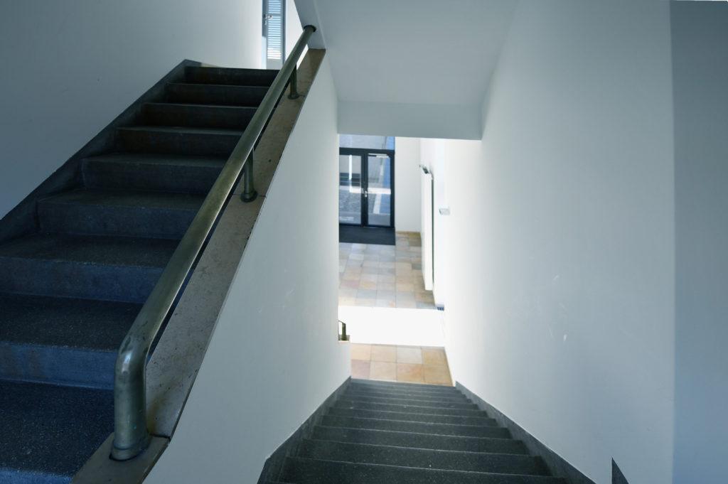 Plus Advise Krefeld Treppenhaus