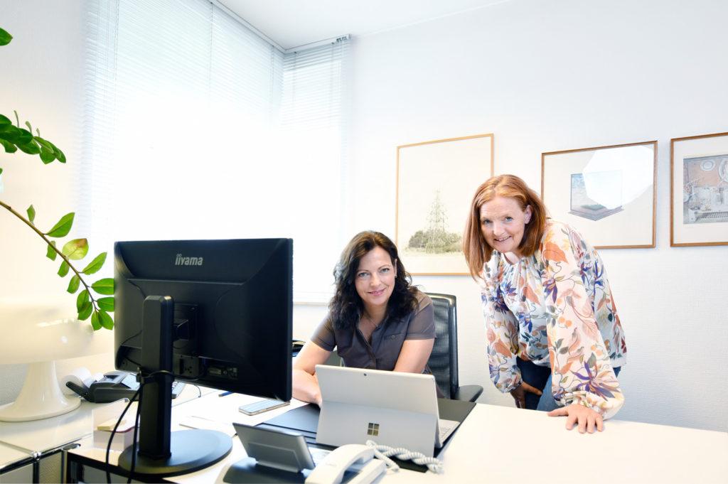 Sabine Schimmele & Katja Rother